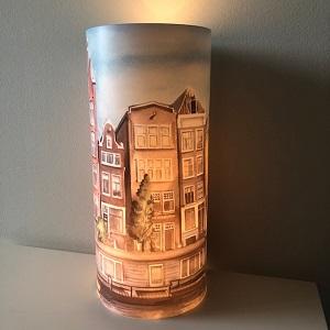 Lamp grachten Utrecht